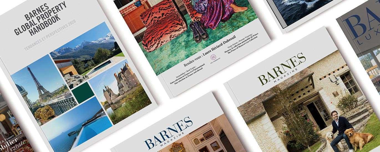 Barnes magazines