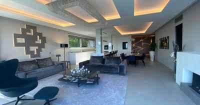 Panorámás exkluzív modern villa, III. kerület